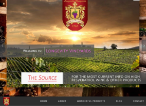 Transformed into Longevity Vineyards